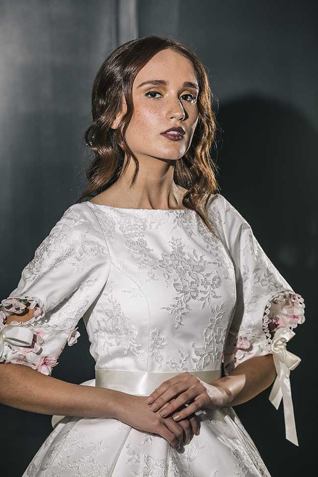 Vestido Pó de Arroz Joias Carol Bassi (Foto: Torin Zanette)